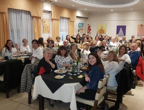III Encuentro: Cena Bienvenida