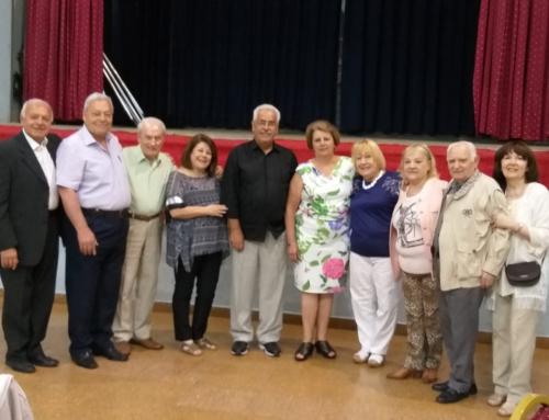 Fiesta Fin de Año 2019 del Centro Salamanca