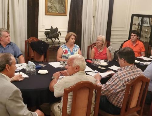 Reunión de Comisión Directiva y Brindis fin de año
