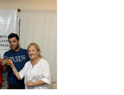 El Centro Castellano y Leonés de Tres Lomas tiene nuevo presidente