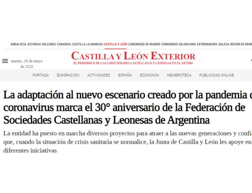 Artículo España Exterior: La adaptación al nuevo escenario creado por la pandemia del coronavirus