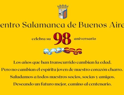 Aniversario N° 98!