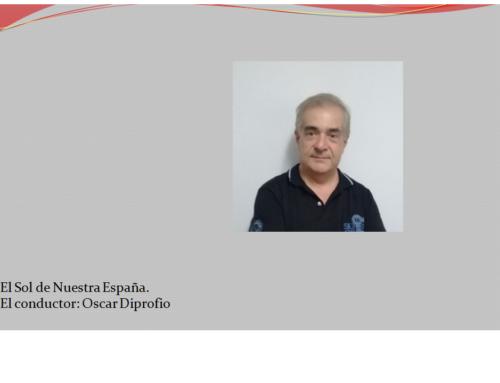 Entrevista radial a Presidente C. Salamanca, D. Lorenzo Lucas Gonzalez. Diprofio