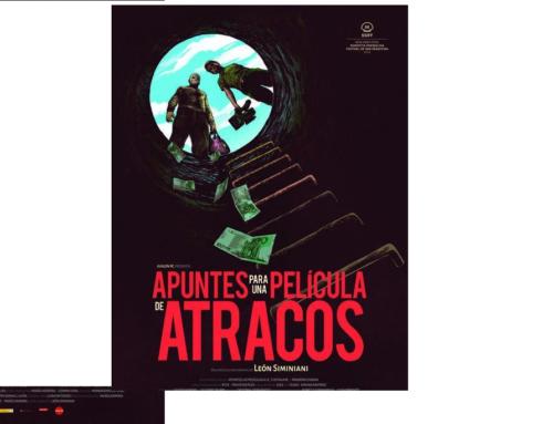 """#ElBurgalesRecomienda: """"Apuntes para una película de atracos"""" Viernes 03/07"""