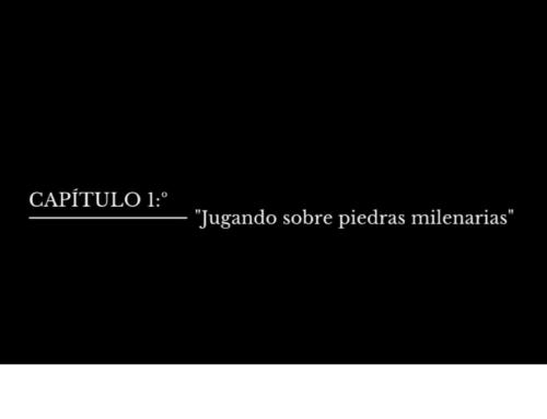 """Serie """"Les contaré que viví en el Camino de Santiago"""" T1 C1"""
