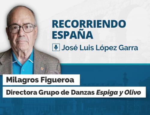 Entrevista radial – Milagros Figueroa – José Luis López Garra