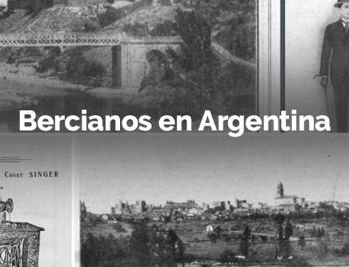 Bercianos en Argentina