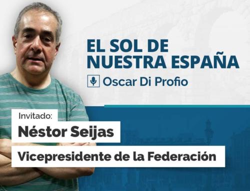 El Sol de nuestra España – Néstor Seijas