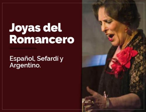 Joyas del Romancero