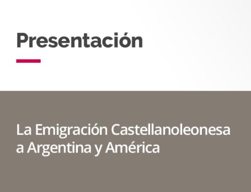 La Emigración Castellanoleonesa a Argentina y América