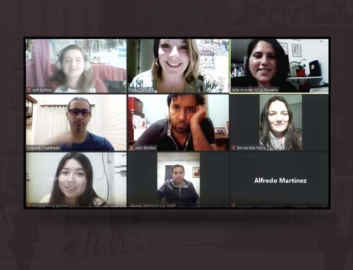 Cuarta reunión virtual de jóvenes