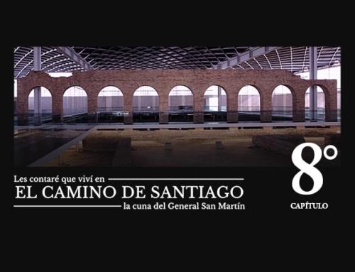 """Serie """"Les contaré que viví en el Camino de Santiago"""" T1 C8"""