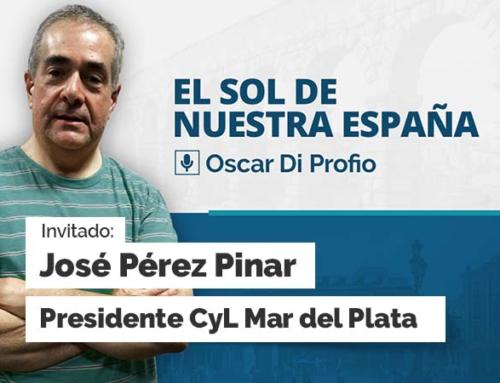 El Sol de nuestra España – José Pérez Pinar