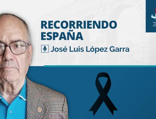 Recorriendo España – Agradecimiento