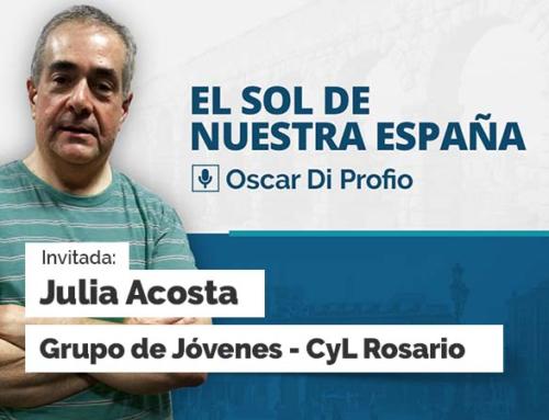 El Sol de nuestra España – Julia Acosta