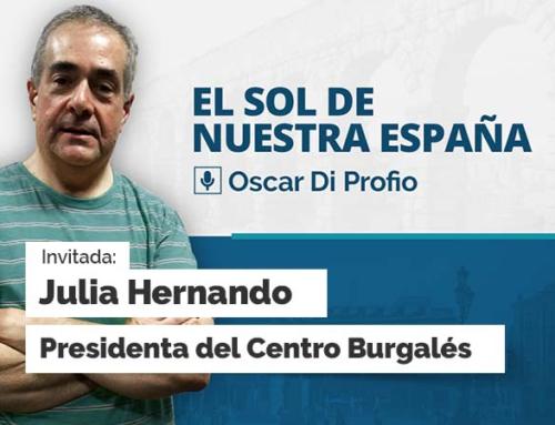 El Sol de nuestra España – Julia Hernando