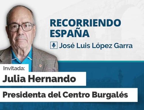 Recorriendo España – Julia Hernando