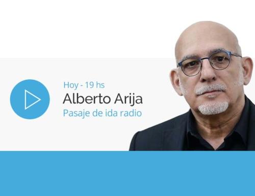 Alberto Arija – Pasaje de ida radio