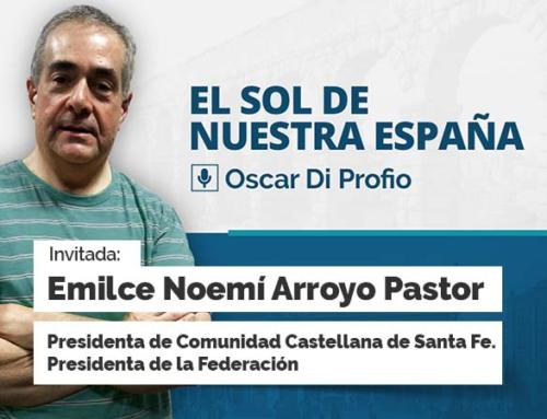 El Sol de Nuestra España – Emilce Arroyo Pastor