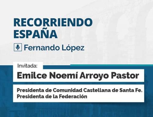 Recorriendo España – Emilce Arroyo Pastor