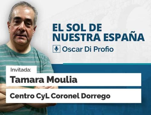 El Sol de nuestra España – Tamara Moulia