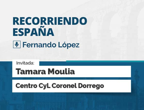 Recorriendo España – Tamara Moulia