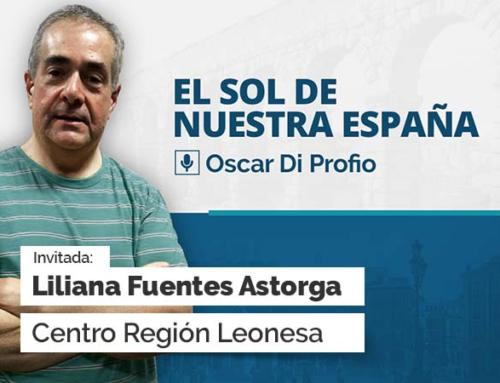 El Sol de nuestra España – Liliana Fuentes Astorga