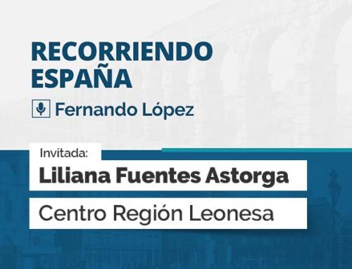 Recorriendo España – Liliana Fuentes Astorga