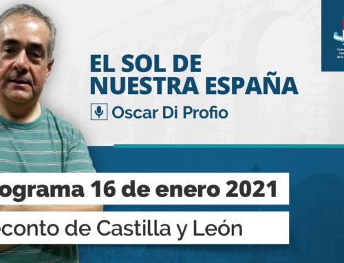 El Sol de Nuestra España – 16 de enero 2021