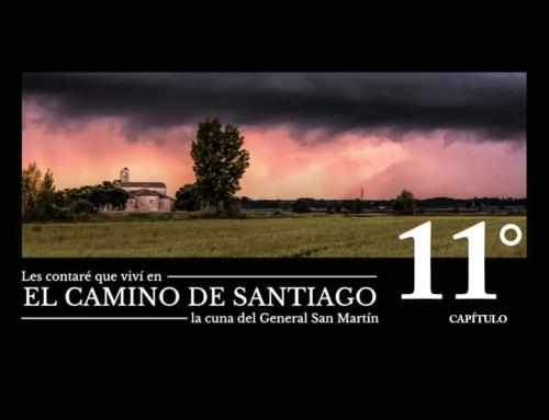 """Serie """"Les contaré que viví en el Camino de Santiago"""" T1 C11"""
