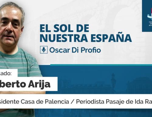 El Sol de Nuestra España – Alberto Arija