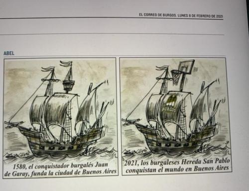 Correo de Burgos. Burgaleses en Buenos Aires