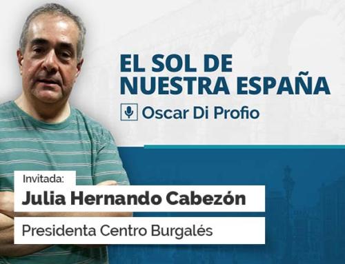El Sol de Nuestra España – Julia Hernando Cabezón