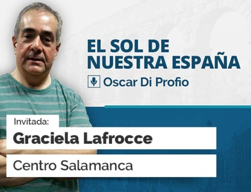 El Sol de Nuestra España – Graciela Lafrocce