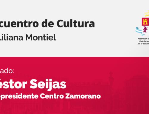 Encuentro de Cultura – con Néstor Seijas