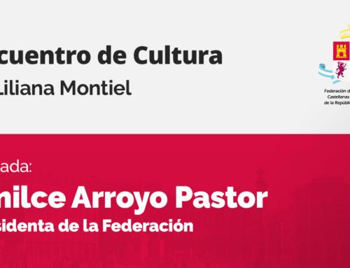 Encuentro de Cultura – con Emilce Arroyo Pastor