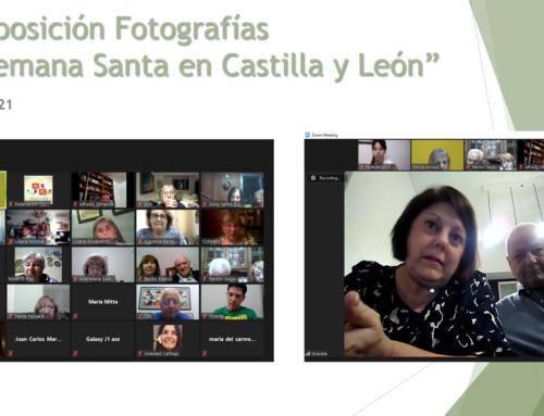 15 de abril 2021: Expo Fotografías: Semana Santa en Castilla y León