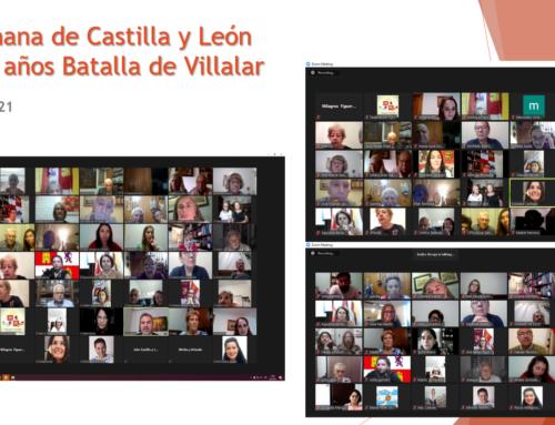 23 de abril 2021: Día de Castilla y León. 500 años Batalla de Villalar