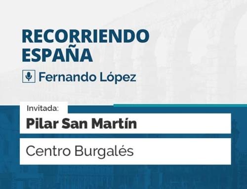 Recorriendo España – Pilar San Martín