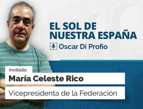 El Sol de Nuestra España – con Celeste Rico