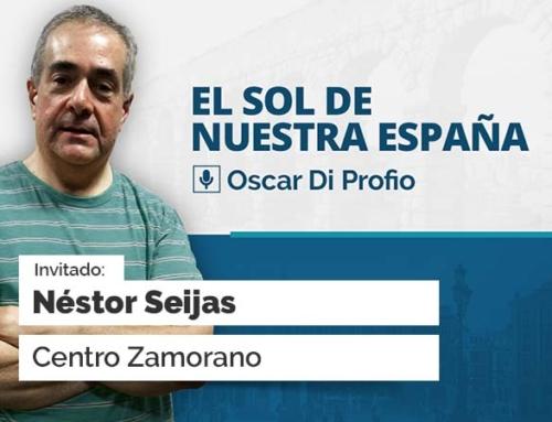 El Sol de Nuestra España – con Néstor Seijas