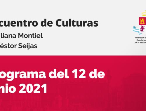 Encuentro de Culturas – 12 de junio 2021