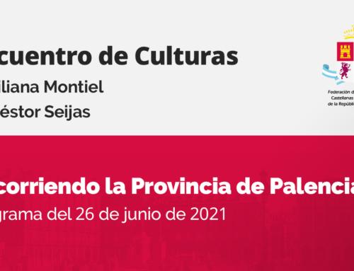 Encuentro de Culturas – 26 de junio de 2021