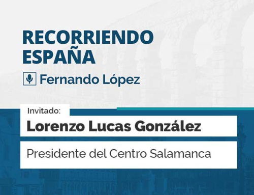 Recorriendo España – con Lorenzo Lucas González
