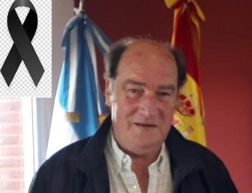 Condolencias D. Jorge Wagner