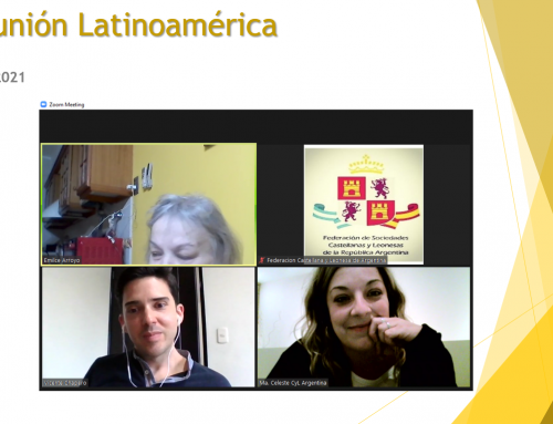 Reunión Latinoamerica: 20/09