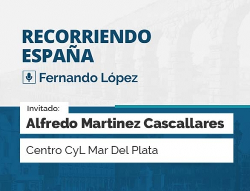 Recorriendo España – con Alfredo Martinez Cascallares
