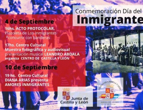 Conmemoración Día del Inmigrante