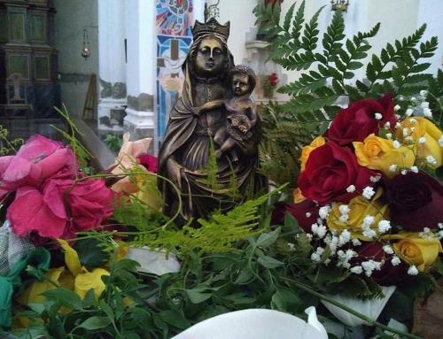 17 de octubre 2021: Fiesta de la Virgen