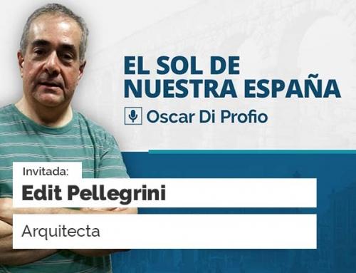 El Sol de nuestra España – con Edit Pellegrini